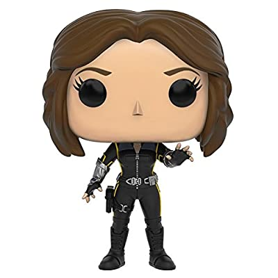 Funko Pop! Marvel: Agents of S.H.I.E.L.D - Quake (Daisy) Action Figure: Funko Pop! Marvel:: Toys & Games