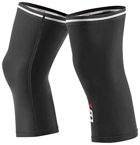 Louis Garneau Cycling Knee Warmers 2, Black, X-Small