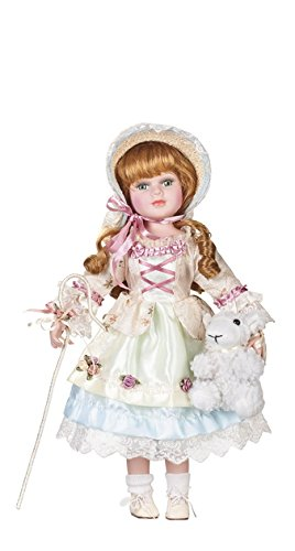 Bo Peep Doll - Golden Keepsakes Collectible Heirloom Little Bo Peep 16