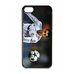 Cristiano Ronaldo iPhone 5c Cell Phone Case Black WQF