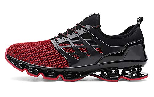 Sport txtk06 Hommes Compétition Red Athlétique Fitness Tennis de Chaussures Training Running Sneakers Basket qHHga7S4wZ