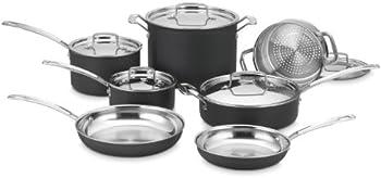 Cuisinart MCU-12N MultiClad Unlimited 12-Piece Cookware Set