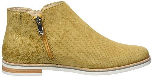Caprice25303 - botas Mujer Amarillo (Saffron Comb)