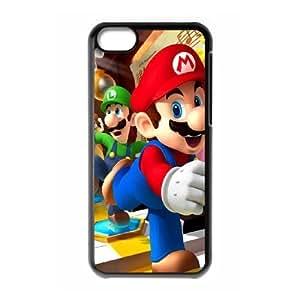iPhone 5C Phone Case Super Mario Bros F5C7697