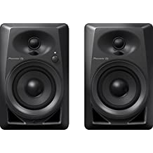 Pioneer Pro DJ DM-40 PAIR Desktop Monitors Bring Excellent Audio Quality