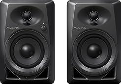 Pioneer Pro DJ Studio Monitor, RCA, Mini...