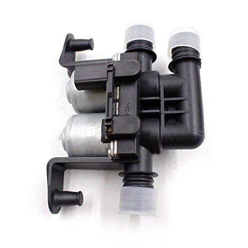 Qauick 64116910544 Heater Control Valve for BMW E53 E70 F15 X 5 00-15 E71 F16 X 6