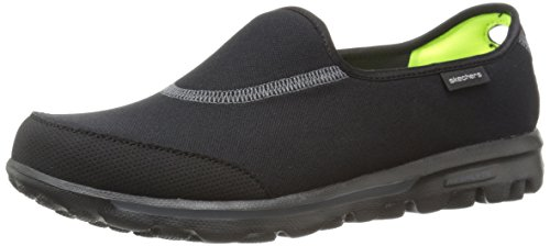 Skechers Performance Women's Go Walk Impress Memory Foam Slip-On Walking Shoe