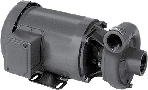 Image of Centrifugal Pumps MP Pumps 039-23244 SERIES 130 End Suction Centrifugal Pump, Cast Iron PumPak, Pedestal or Engine Mount, Right Hand Rotation, 2' x 1-1/2'