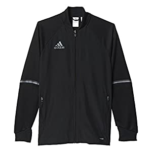 Adidas Condivo 16 Mens Training Jacket L Black-Vista Grey