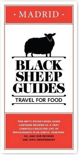 Black Sheep Guides. Travel for Food: Madrid by Black Sheep Guides LLP (2012-04-02)