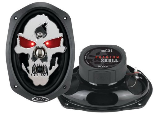 BOSS Audio SK694 Range Speakers