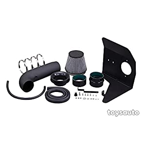 AF Dynamic Cold Air Filter intake Systems for Chevy Camaro SS 10-15 6.2L V8 w/ Heat Shield 1014-CC-HS