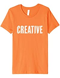 Superkids Inspirational Tshirt for Kids: I am Creative