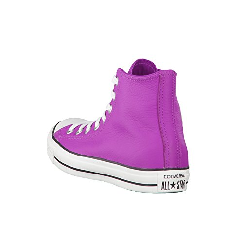 Purple Leather Basic Converse Chucks Cactu Ct Hi 38 140198c aYwqwz