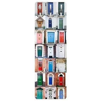 Perchero con diseño de 100 Puertas, 139 x 46 x 2 cm, para ...