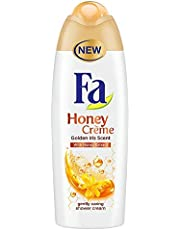 Fa Honey Crème Shower Cream with Honey Extract - 250 Ml