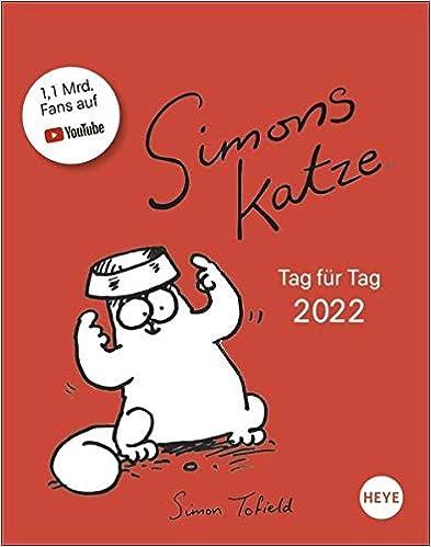 Simons Katze Tagesabreißkalender