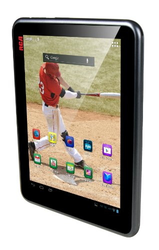 RCA DMT580DU Mobile TV 8 Inch 8GB Tablet (TV app download required) by RCA (Image #8)