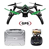 Contixo F20 RC Remote App Controlled Quadcopter Drone | 1080p HD WiFi...