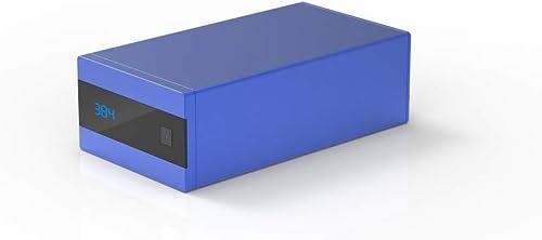 S.M.S.L Sanskrit 10th High-end DAC USB Optical Coaxial Input Blue