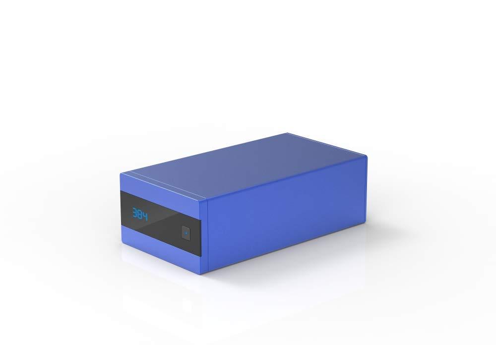 SMSL Sanskrit 10th High-end DAC USB Optical Coaxial Input Blue