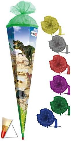 Dinosaurier Schultüte Tyrannosaurus Rex 22 // 35 // 50 // 70 // 85 cm incl.