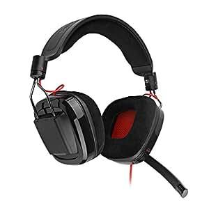 Amazon.com: Plantronics GameCom 788 Gaming Headset USB 7.1 ...