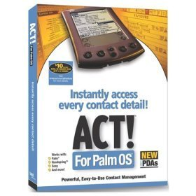 ACT!(TM) For Palm(TM) OS