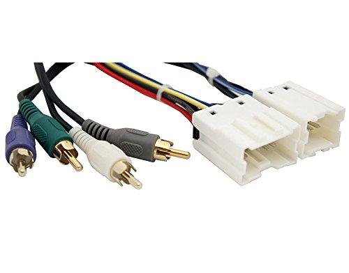 41ILbgW1dfL._SL512_ swh 924 wire harness su6 radio antenna adapter wiring wiring  at bayanpartner.co