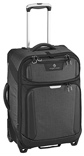 Eagle Creek Tarmac 26 Inch Luggage, Asphalt Black