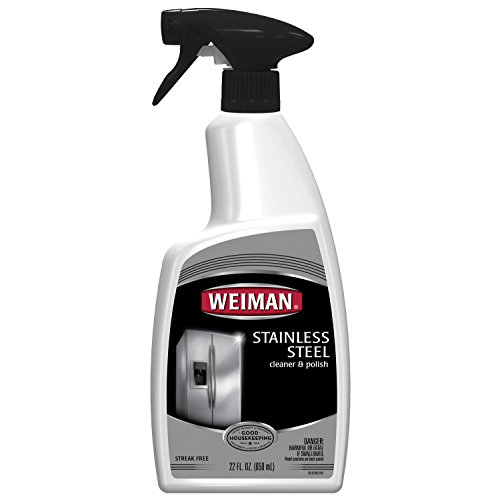 Weiman Stainless Steel Cleaner Polish
