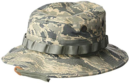 Propper Unisex Boonie, Air Force Digital Tiger Stripe, 7