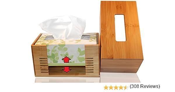 pandpal talla única caja de pañuelos cover para Kleenex ...