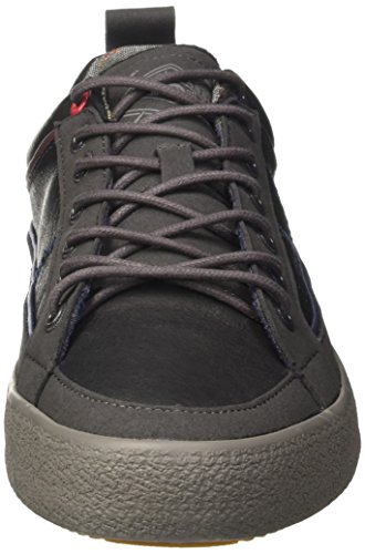 Homme U Stephen S POLO US Gris Dkgr Dark Grey Polo Basses Sneakers Association ASSN zzTBwgnqS