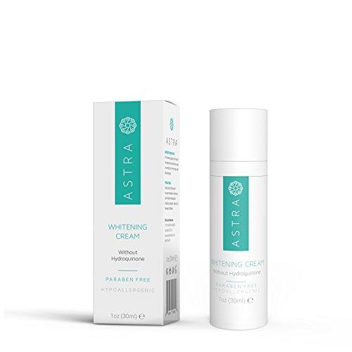 Astra Cosmetics Whitening Cream without Hydroquinone, 30 mL