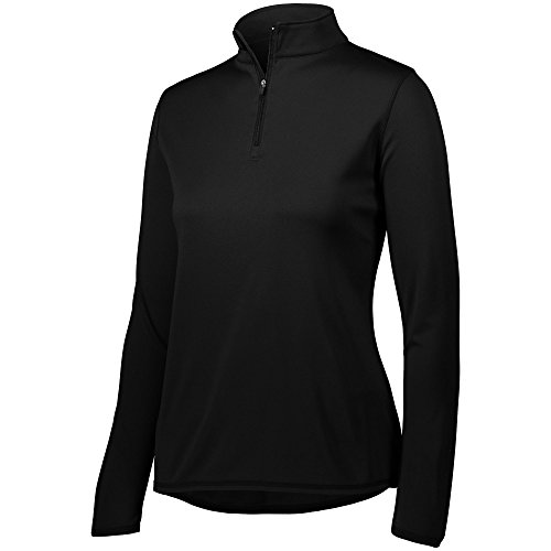 Womens 1/4 Zip Pullover - 8