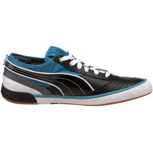 Puma Donna Nouli Lo Sneaker Acciaio Grigio / Blu