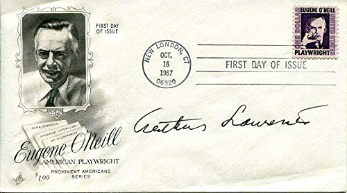 Arthur Laurents West Side Story Author Playwright Signed Autograph FDC from HollywoodMemorabilia