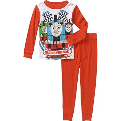 Thomas the Train Boys Infant/Toddler Cotton Pajama Set (12M)