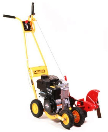 "McLane 101-4.75GT-7 9-Inch Gas Powered Lawn Edger, 5.50 Gross Torque B&S Engine 7"" Wheels"