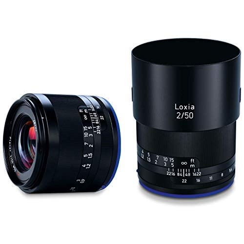 Zeiss Loxia 50mm f/2 Planar T Lens for Sony E Mount (Best Tab Available In Indian Market)