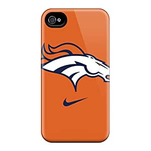 ColtonMorrill Iphone 6plus Shockproof Hard Phone Case Customized High-definition Denver Broncos Logo Pictures [BsE9832hwVH]