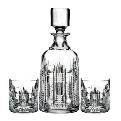 Waterford Essentially Dungarvan 20-Oz. Decanter & 7-Oz. Tumbler Set by Waterford