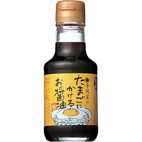 Soy sauce 150ml to be applied to the Teraoka organic brewing Teraoka house ()