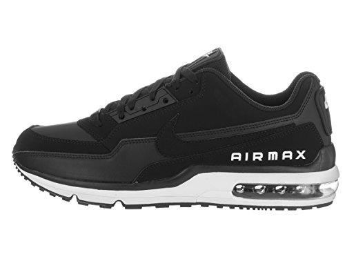 Nike Mens Air Max Ltd 3 Sportschoen Zwart / Zwart-wit