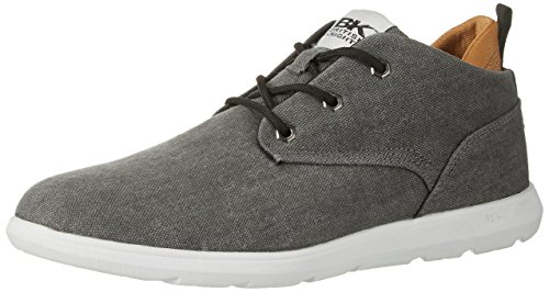 Grau Sneakers Basses Calix Knights cognac Homme dk British Grey TAqSBRwTx