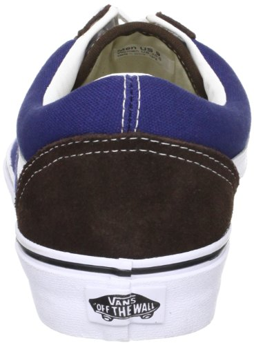 Brown Vans Homme Blue Sneakers White Basses RATqpO