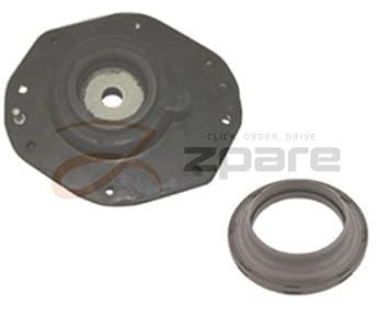 Coupelle/Soporte Amortiguador + Rodamiento Berlingo Furgón (M_) 1.9 D 70 (MBWJZ, MCWJZ): Amazon.es: Coche y moto