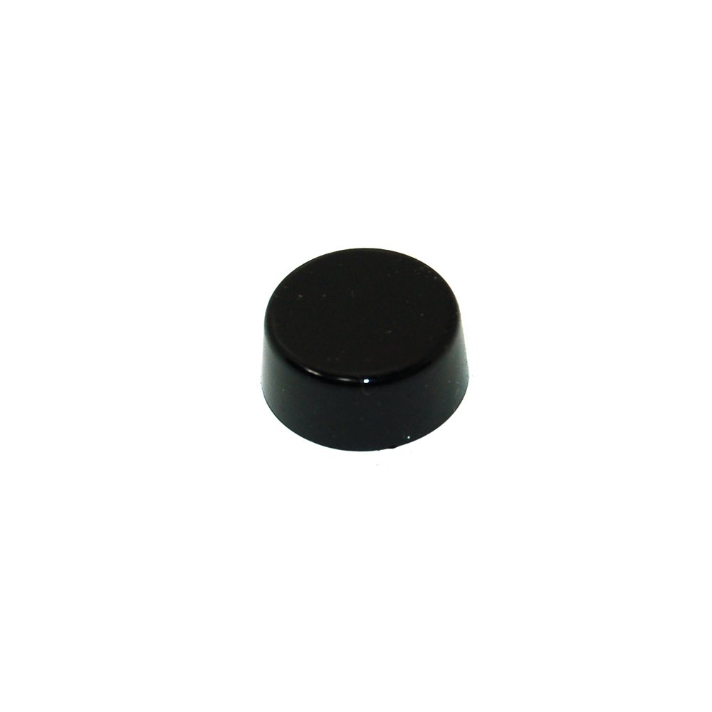 Caple 11300470 Homark Hob Push Button, Black